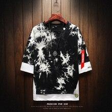 Tシャツ男性原宿ストリートファッションおかしいtシャツメンズtシャツ半袖ヒップホップtシャツの男性の夏2020