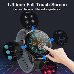 """Image 2 - KOSPET Sonde Smart Uhr 1.3 """"Full Touch Screen IP68 Wasserdicht Schwimmen Sport Smartwatch Herz Rate Blut Sauerstoff Monitor Uhr"""