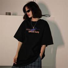 Винтажная эстетичная Готическая графическая одежда в стиле Харадзюку