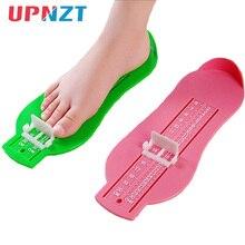 Bébé pied règle enfants pied longueur dispositif de mesure enfant chaussures calculatrice pour enfants infantile chaussures raccords jauge outils