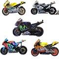1:18 Апулия Yamaha Honda 11 см литья под давлением сплав мотоцикла статическая модель дисплея автомобиля вентиляторы фаворит Коллекция детской оде...