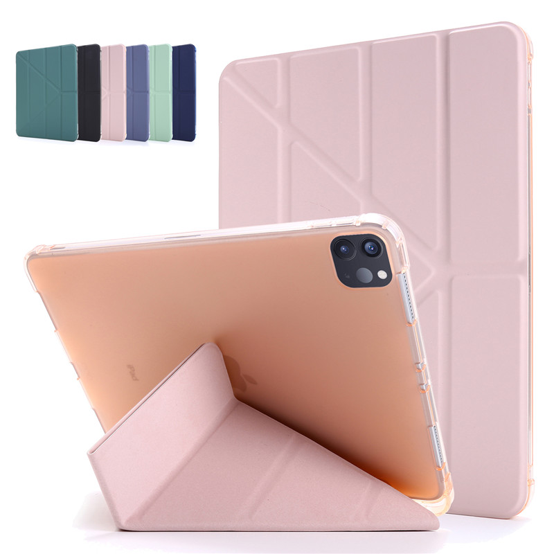 Back 2020 Soft For Smart 2020 11 Case PU iPad Leather iPad Slim Funda Tablet Pro For Pro