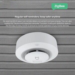 Image 2 - Mijia Honeywell Feuer Alarm Rauch Sensor Gas Detektor Arbeit Mit Multifunktions Gateway 2 Smart Home Sicherheit APP Control