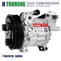 Автоматический компрессор переменного тока DKV11G для Nissan Sentra 00-06 1.8L 2.0L автомобиля 92600-4Z003  67460  471-5000  10349850 92600-4Z002 2011187AM