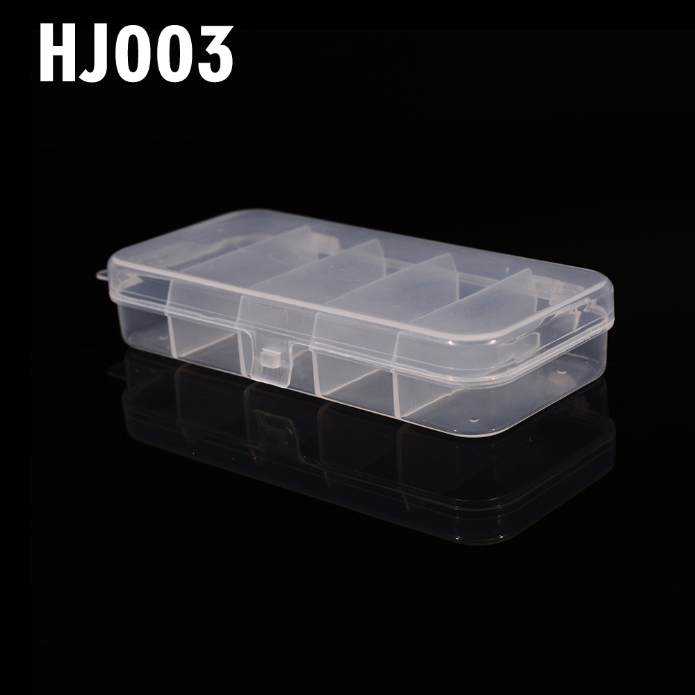 PRO BEROS Lure Case Fishing Bait Box Tool Box Multifunctional Fishing Tackle Box HJ003 Fishing Accessory 136*65*26MM Pesca