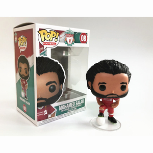 Image 5 - FUNKO POP Premier League World Cup Football Star Roberto Manisa RACH Sports Star Action Figure Collectible Model Toys for Fans
