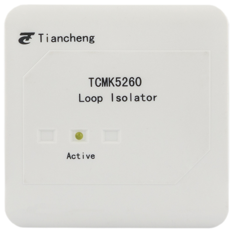 LPCB Short Isolator Module  TCMK5260 For TC Addressable Fire Alarm System TC5109