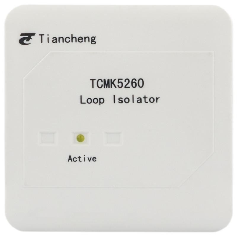 LPCB Short Isolator Module  TCMK5260 For TC Addressable Fire Alarm System TC5109