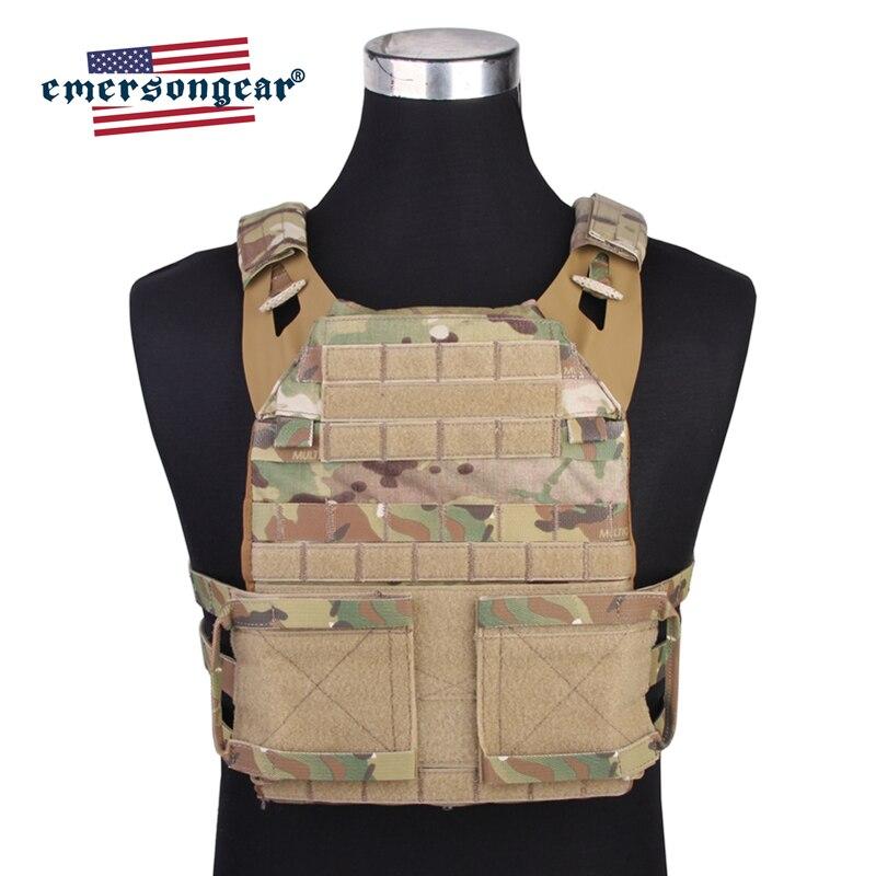 Emersongear JPC 2,0, portador de placa de asalto, chaleco táctico Dummy, armadura corporal militar, combate Airsoft, caza, chaleco Swat ligero LYZ, tácticas SWAT, escudo, juguetes para juego de callos