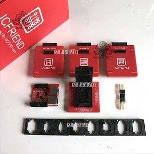 Image 5 - Nuova versione Completa set Facile Jtag più box + MOORC E MATE X E COMPAGNO di BOX PRO EMMC BGA 13 IN 1 per/HTC/ Huawei/LG/Motorola /Samsung ..