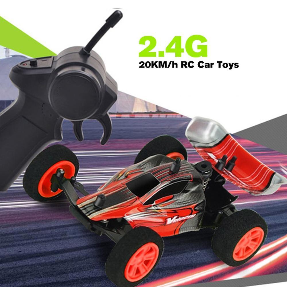 Электрический Радиоуправляемый автомобиль ZG9115 1:32, 2,4G, 4WD, высокая скорость, 20 км/ч, радиоуправляемая игрушка с дистанционным управлением
