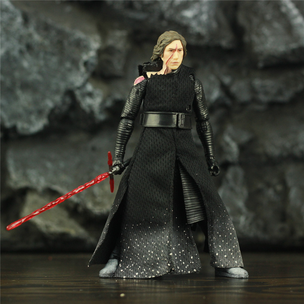 Star Wars Ben Solo Kylo Unmasked 6