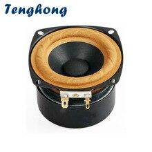Audio-Speaker 3inch 8ohm Full-Range Hifi 4ohm Fever 20W Tenghong 1 for Car Modification
