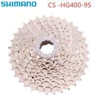 Shimano hg400 CS HG400 9 9s cassete 11 25 t 11 32 t 11 34t 11 36t mtb 9 velocidade bicicleta roda livre|Catraca de bicicleta|   -