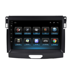 Image 4 - Android car stereo for Ford Ranger T6 2016 2017 2018 2019 2020 radio navigation GPS Multimedia Player headunit
