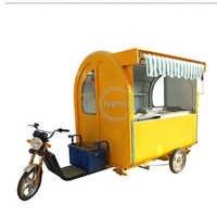 KNFD220H muebles de cocina para el hogar eléctrico tuk carrito para comida carritos en venta