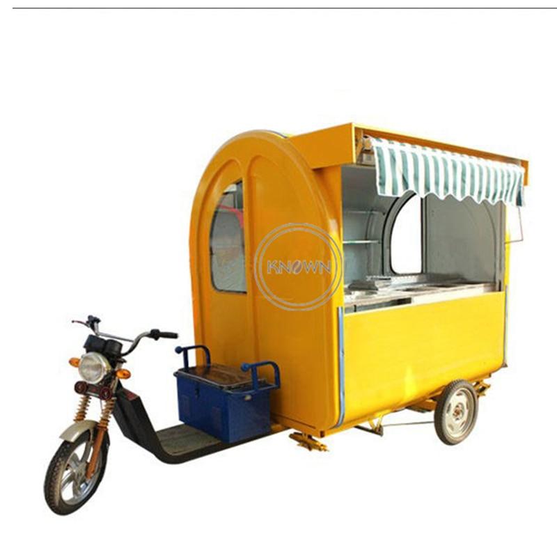 KNFD220H muebles de cocina para el hogar tuk eléctrico carrito para comida carritos en venta