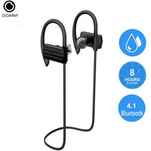 GGMM W600 Bluetooth Headphone IPX4 Tahan Keringat Headphone Nirkabel Headset dengan MIC Olahraga Headset Earphone untuk iPhone Xiaomi Dll(China)