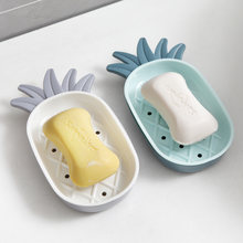 Креативный ананас дренаж для мыла двухуровневый Съемный держатель