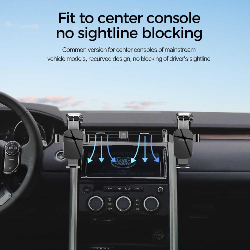 ROCK Cermin Gravitasi Mobil untuk Ponsel iPhone 11 X XS Samsung Dashboard Ventilasi Udara Pasta Stand Ponsel Universal