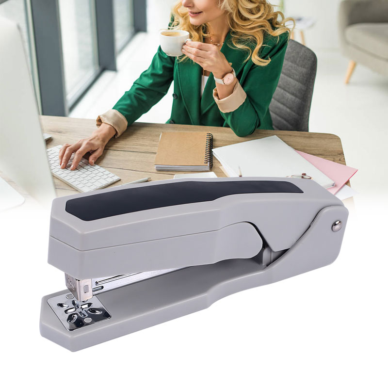 Bookbinding Machine Book Sewer Rotary Stapler Rotatable 24/6 26/6 Binding Supplies Business School 20 Sheets Durable Office