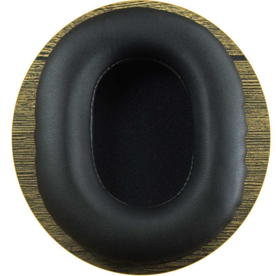 100 × 80 ミリメートルオーバルソフトフォーム他の多く用イヤ大耳以上ためath akg用ヘッドフォン