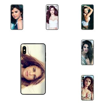 For Huawei Honor Play V10 View Mate 10 20 20X 30 Lite Pro Y3 Y5 Y9 Nova 3 3i Pro Soft Pattern Selena Gomez - Revival image