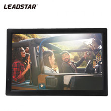 "Leadstar 14 ""Digital VHF/UHF/ATV Portable USB TV Televisi Mini TV Mobil Digital 1280*800 1080P PVR DC12V 110-220 V Steker Inggris(China)"