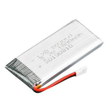 3.7V 1800mah Lipo Battery Replace Rechargeable Batteries For LF609 FPV RC Drone Spare Parts Accessories 1