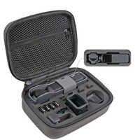 Bolsa de almacenamiento Osmo pocket Estuche portátil PU, bolsa de amortiguador impermeable, filtro, caja de piezas de repuesto para cámara de bolsillo dji osmo