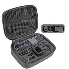storage bag Osmo pocket Portable case PU waterproof  Shock absorber bag filter Spare parts box for dji osmo pocket camera
