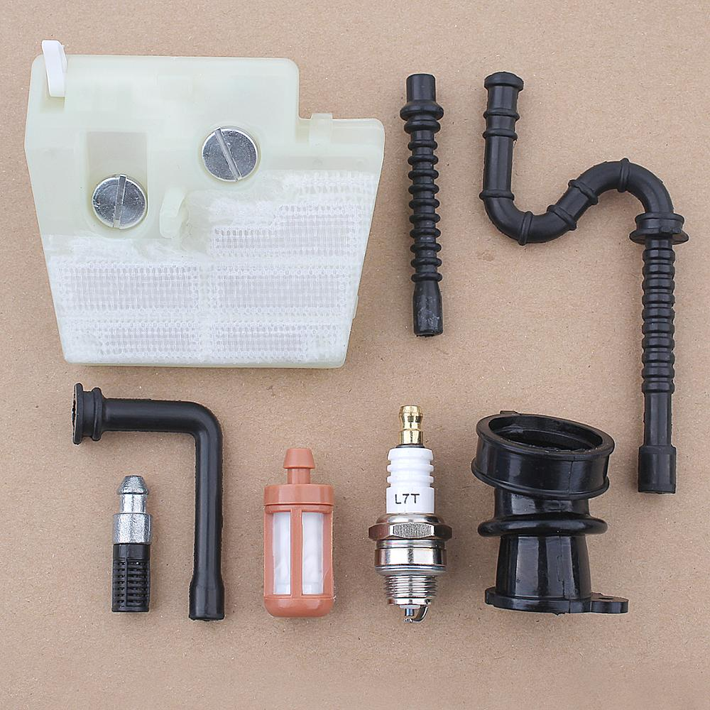 [SCHEMATICS_48IU]  Air Fuel Filter Oil Line Intake Manifold Kit For Stihl MS260 MS240 024 026  Chainsaw w Spark Plug|Chainsaws| - AliExpress | Intake Fuel Filter |  | AliExpress