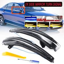 Car Led Dynamic Side Rearview Mirror Indicator Blinker Ligh Turn Signal lamp for Mercedes Benz C Class W205 E W213 S W222
