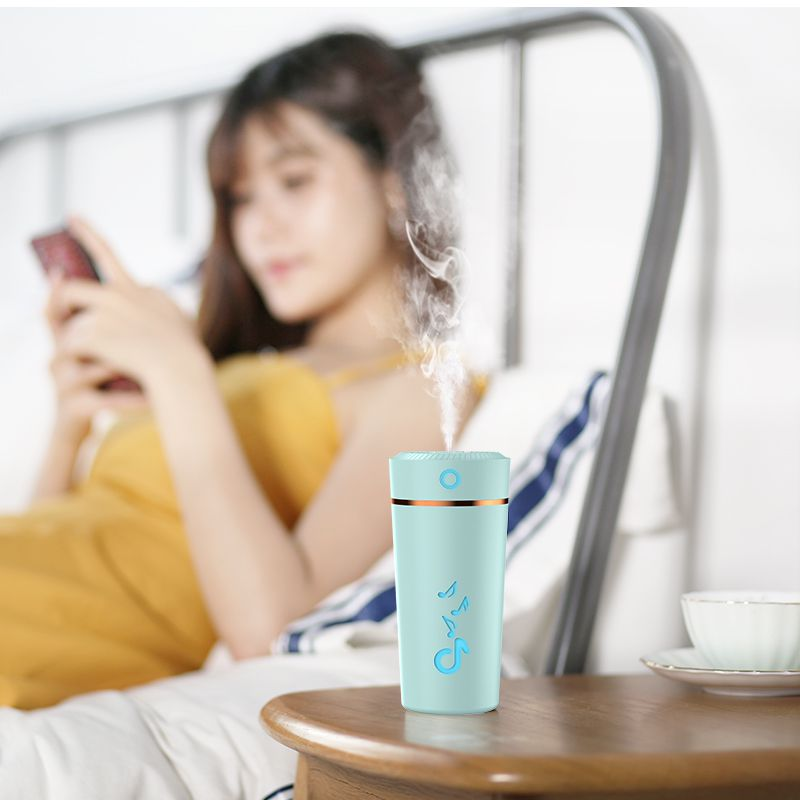 Home Small Air Conditioning Appliance Multi-function Silent Movable Portable Humidifier Pakistan