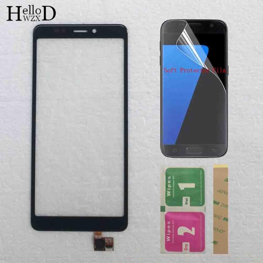 Phone Touch Screen For BQ BQ-5522 BQ5522 BQ 5522 Next Touch Screen Touchscreen Digitizer Sensor Touch Panel Glass Protector Film
