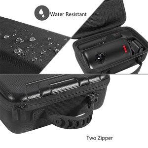 Image 4 - Étui de transport rigide de protection Portable sac de rangement pour nébuleuse Capsule II Smart Mini mallette de rangement projecteur étanche à la poussière