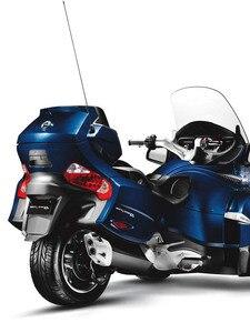 Image 5 - Anten radyo kablosu için uygun CAN AM Bombardier üç tekerlekli bisiklet Spyder RT Limeted