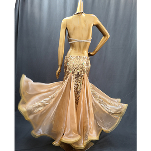 Image 2 - Горячая Распродажа Бесплатная доставка 2019 сексуальный модный костюм для танца живота одежда топ и юбка