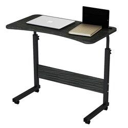 이동식 컴퓨터 책상 침대 옆 테이블 기숙사 학생 침대 책상 간단한 리프팅 게으른 노트북 접이식 테이블