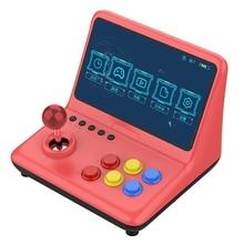 A12 9 Inch Nostalgic Game Console Video Game Console Joystick Arcade A7 Architecture Quad-Core Cpu Simulator Game (16G)