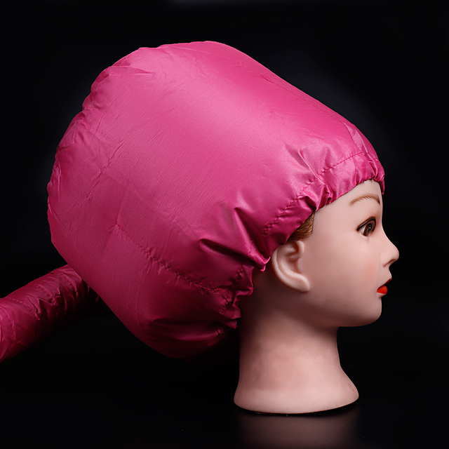 Pro Salon Home Use Hair Dryer Cap Portable Hair Perm Nursing Warm Diffuser Hat Hair Care Steamer Accessories DIY Home