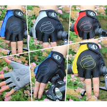 Bicycle gloves riding high quality bicycle word half finger mountain bike short