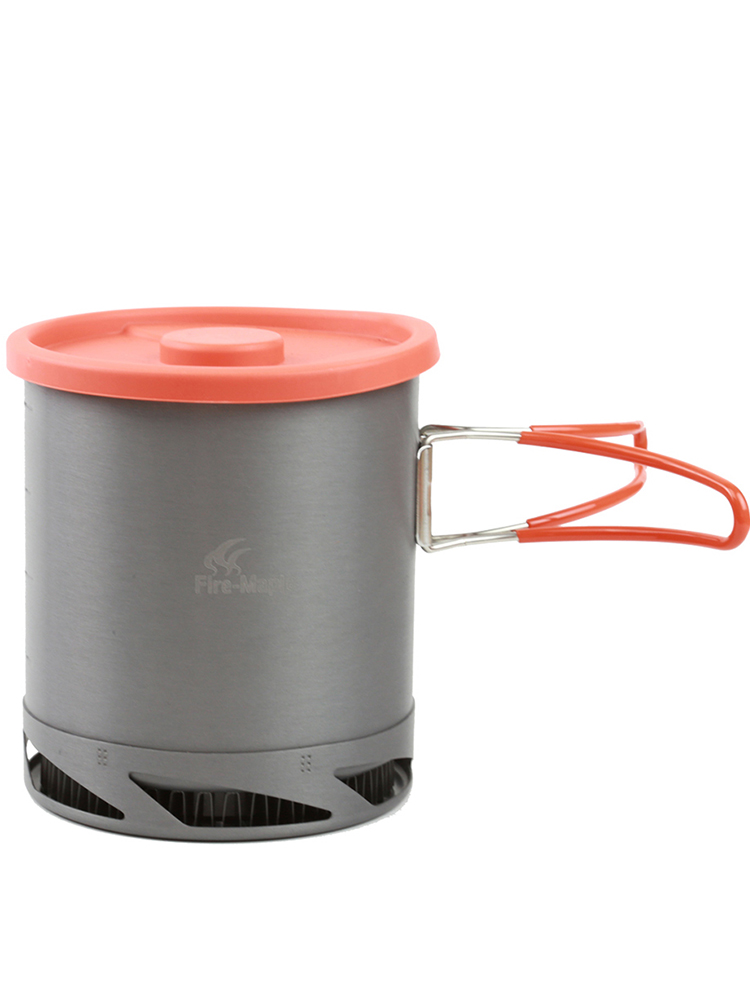 Pot Cookware Mesh-Bag Cooking-Pots Heat-Exchanger Foldable Fire-Maple FMC-XK6 Outdoor Camping