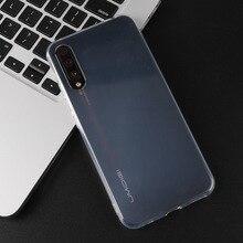 Чехол для телефона Umidigi X A5 Pro power Clear Прозрачный чехол TPU силиконовый мягкий гладкий противоударный чехол для UMIDIGI X