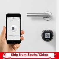 Cilindro de bloqueo inteligente L6PCB, cerradura de puerta electrónica Digital, teclado de aplicación, cerradura de puerta de tarjeta RFID para apartamento