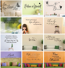 bless this home and all who enter quote wall sticker dinning room bedroom god religion pray quote wall decal vinyl home decor Quote Wall Sticker Decal Vinyl Art Mural Removable Wall Decor Bedroom Living Room Home Decor 12 Styles