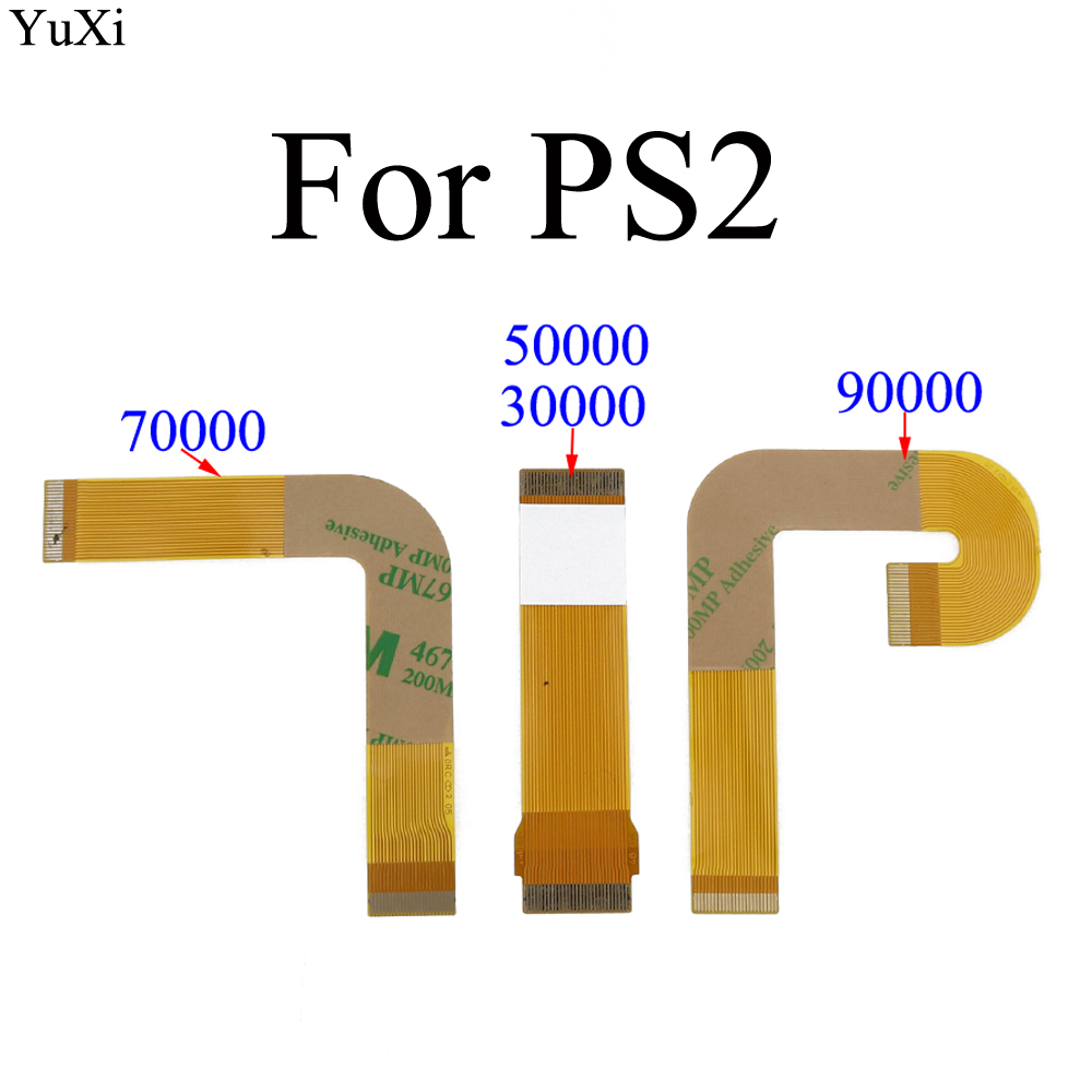 For Sony <font><b>PS2</b></font> Flex Flexible Flat Ribbon Cable Laser Lens Connection SCPH 30000 50000 70000 9000X <font><b>90000</b></font> For Sony Playstation 2 image