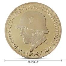 Первый мир War Soldier Памятная коллекция монет подарок сувенир художественный металлический