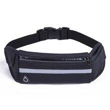 Cinturón de cintura impermeable para mujer, bolsa para correr con soporte para botella para maratón, trotar, bolsa de llaves para teléfono, para correr