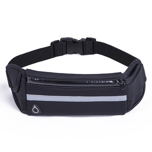 Image 1 - Cinturón de cintura impermeable para mujer, bolsa para correr con soporte para botella para maratón, trotar, bolsa de llaves para teléfono, para correr